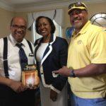 President, Saint Augustine's Unv., NC, Dr. Everett B. Ward