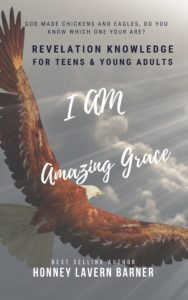 I am Amazing Grace